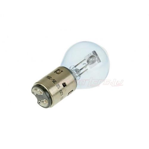 Spuldze BA20D 12V 35/35W8, ksenona efekts