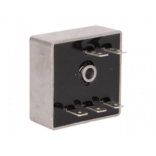 voltage regulator for Rieju RRX 50, Spike 50-X, MRT (5-pin) 34428