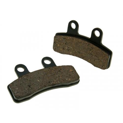 brake pads 4-stroke 2-piston caliper for Rex RS 460 ST.23345