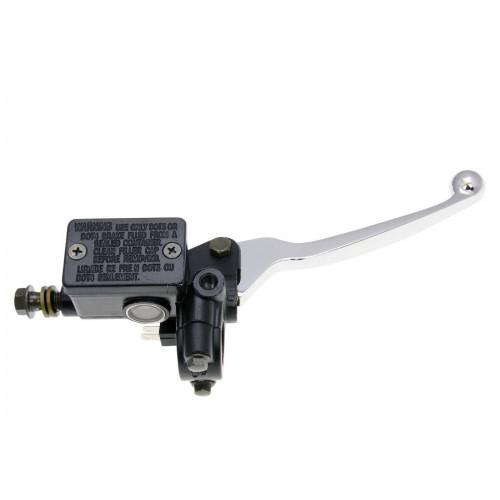 brake cylinder with lever right-hand - M8 mirror mount BT33933