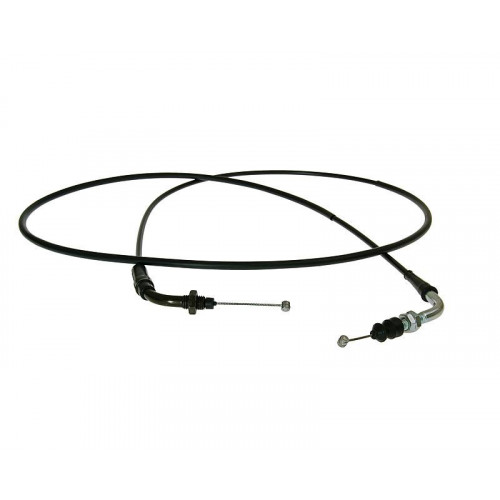 throttle cable 212cm for GY6 125/150cc, 152/157QMI GY14206