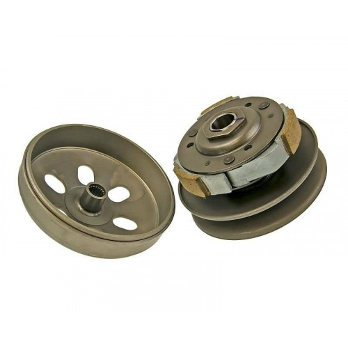 clutch pulley assy with bell for Honda, Kymco, Malaguti, GY6 125-150cc GY14208
