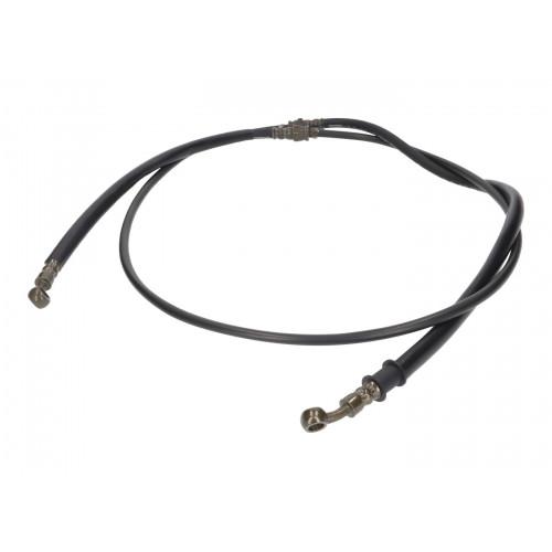 brake hose assy rubber version for rear disc brake for GY6 125/150cc 4-stroke GY14209