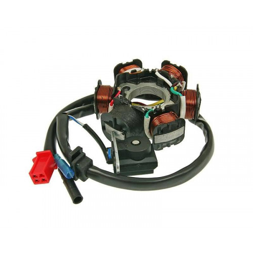 alternator stator 6 coil for GY6 125/150cc GY15039