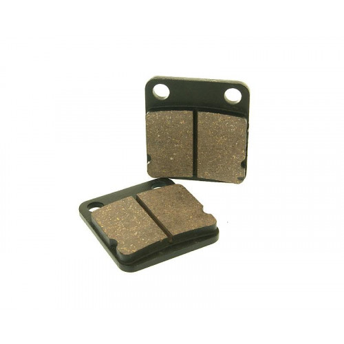 brake pad set for one piston caliper for China 4-stroke GY15429