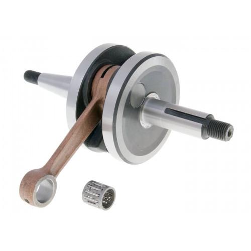 crankshaft for Minarelli AM, Generic, KSR-Moto, Keeway, Motobi, Ride, CPI, 1E40MA, 1E40MB IP32387