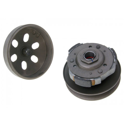 clutch pulley assy with bell for Kymco Agility, Super 8, Movie, Like, DJ IP32431