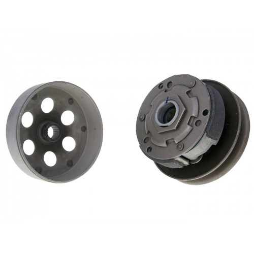 clutch pulley assy with bell for Malaguti Madison, Majesty, MBK Flame IP32432
