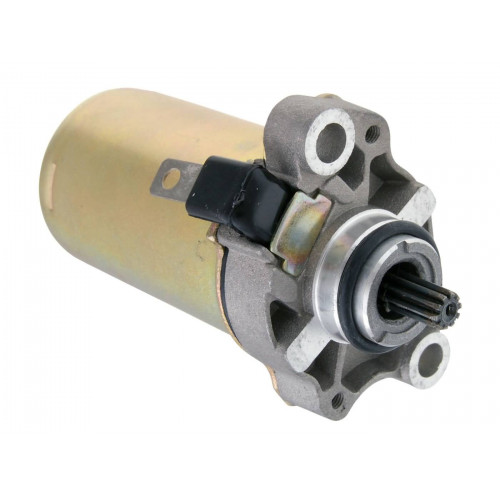 starter motor for Aprilia, Derbi, Piaggio, Vespa 50ccm 4-Takt, Purejet, D50B0 IP33167