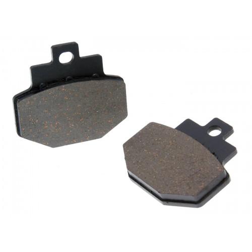 brake pads for Benelli, Gilera DNA 125, 180, Runner 125, 200, Piaggio, Vespa GT, GTS, GTV SC.34540