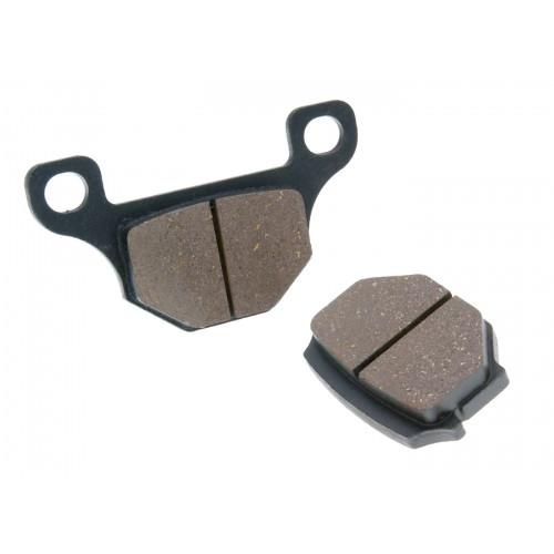 brake pads for Aprilia, Derbi, Keeway, Rieju, TGB, Motorhispania IP34561