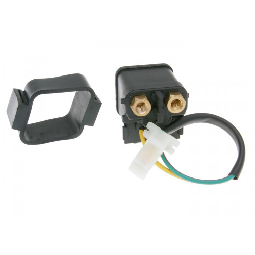 starter relay for Yamaha Cygnus, Aerox 100, Majesty 125, MBK Booster, Flame, Neos 100, Benelli K2 100 IP34640