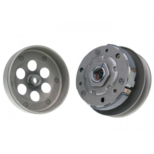clutch pulley assy with bell 112mm for CPI, Keeway, Generic, Morini IP34764