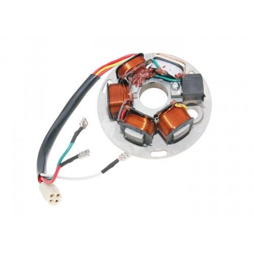 alternator stator 7 pins for Vespa PX 125-200 IP36079