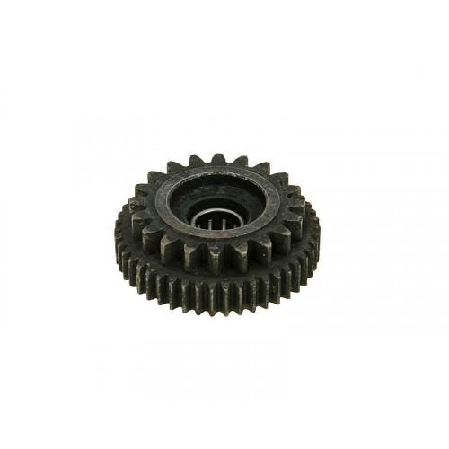 starter drive gear 20/47 for Keeway, CPI, Generic KW14187