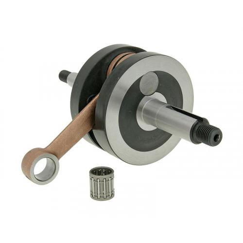 crankshaft for Minarelli AM, Generic, KSR-Moto, Keeway, Motobi, Ride, CPI, 1E40MA, 1E40MB = IP32387 14472