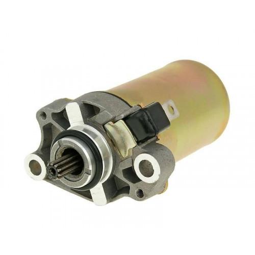 starter motor 10T for Piaggio, Vespa 50cc 4-stroke, D50B0 = IP33167 27960