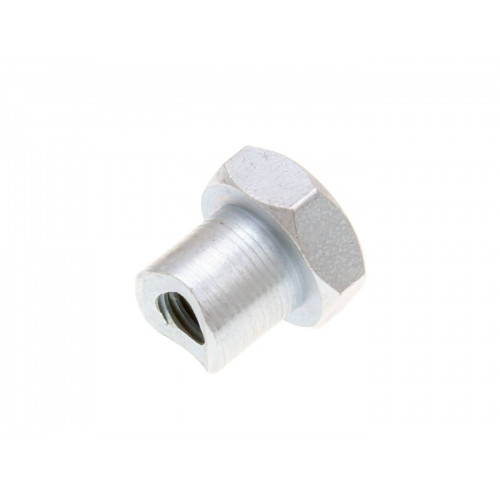 brake cable adjuster nut M6x15mm 34680