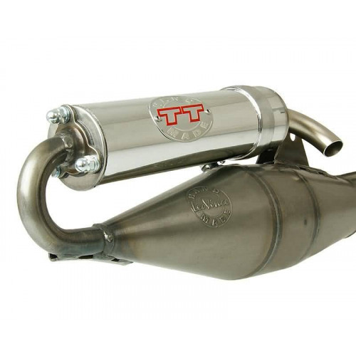exhaust system LeoVince TT for Aprilia (03-), Piaggio LV4075