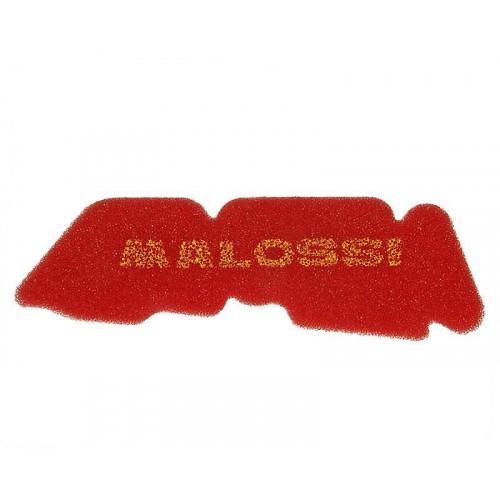 air filter foam element Malossi red sponge for Derbi, Gilera, Piaggio M.1411778
