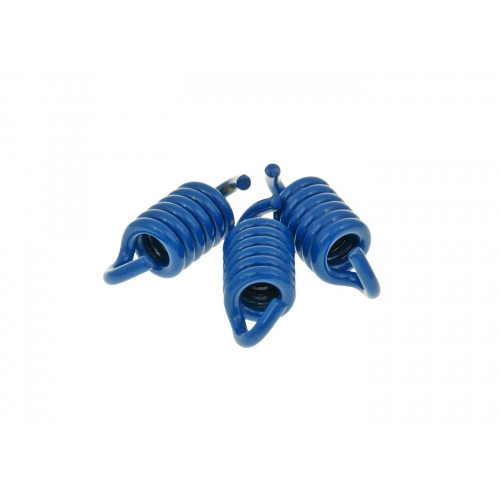 clutch springs Malossi MHR Delta Clutch blue 2.1mm super reinforced for Kymco, Peugeot, Piaggio M.298744B