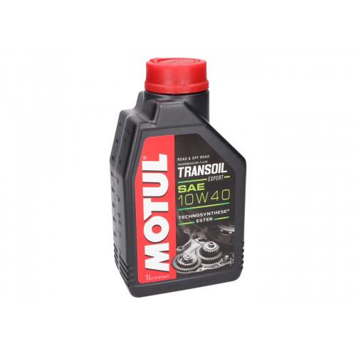 Motul Transoil Expert 10W40 2-stroke gearbox oil 1 Liter MOT807801