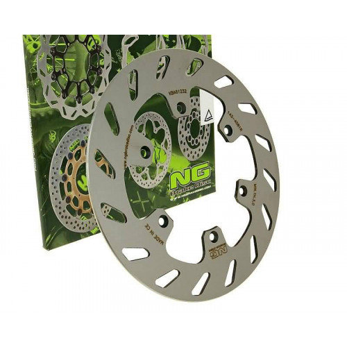 brake disc NG for Beta RK6, Rieju RR 125 NG143