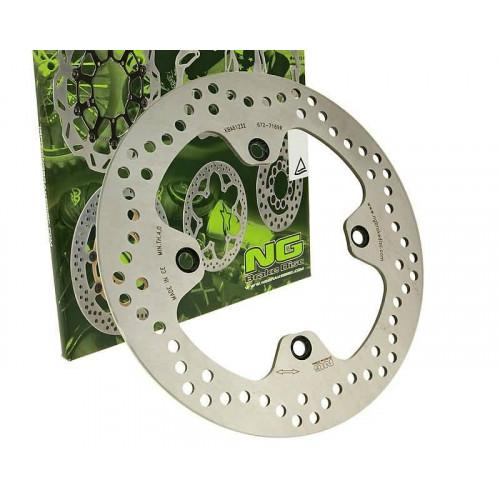 brake disc NG for Burgman AN 650 02-03 NG672