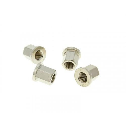 cylinder head nut set Naraku - 4 pcs - M7 thread NK101.86