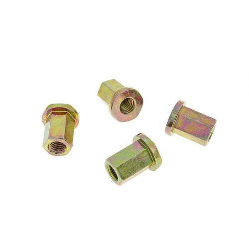 cylinder head nut set Naraku - 4 pcs - M8 thread NK101.87