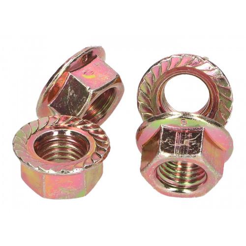 cylinder head nut set Naraku - 4 pcs - M10x1.25 NK101.88