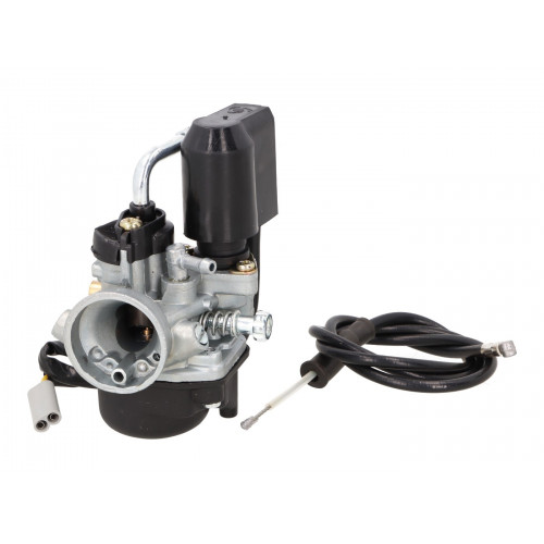carburetor Naraku 17.5mm electric choke for Piaggio, Keeway, CPI, 1PE40QMB NK201.01