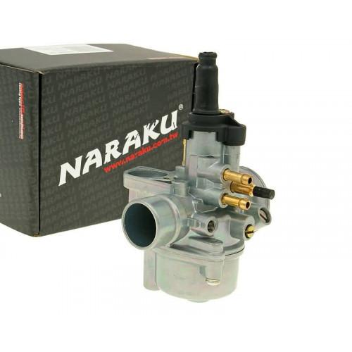 carburetor Naraku 17.5mm electric choke for Peugeot vertical NK201.02