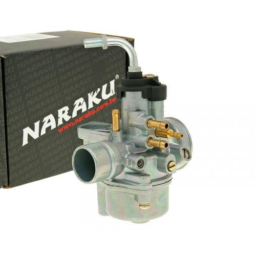 carburetor Naraku 17.5mm with e-choke prep for Minarelli, Peugeot NK201.05