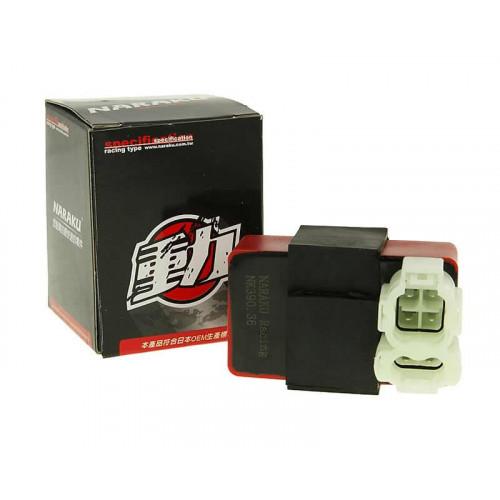 CDI komutators Naraku neierobežots  ATU Race GT, Kallio 50, Benelli 49X, Keeway RY6 NK390.36