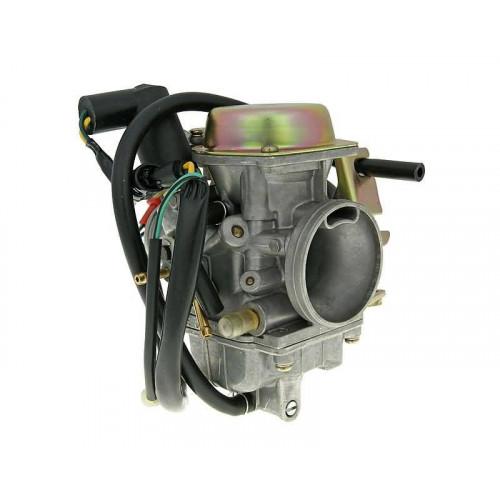 carburetor Naraku 30mm racing (diaphragm operated) for Maxi Scooter NK700.13