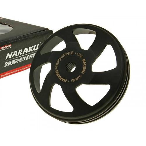 clutch bell Naraku V.2 CNC 107mm for Piaggio, Peugeot, Kymco, SYM, GY6 NK901.17