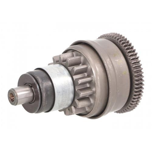 starter bendix gear / starter clutch for Aprilia, Pegasus, TGB (Morini) 38853