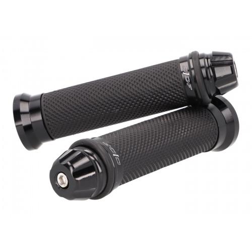 grip set ODF Dome black 35878-S