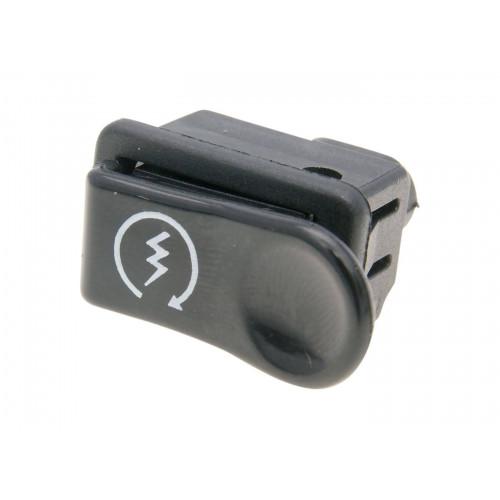 starter button square type for Ape, Gilera, Piaggio = PI-294398 36806