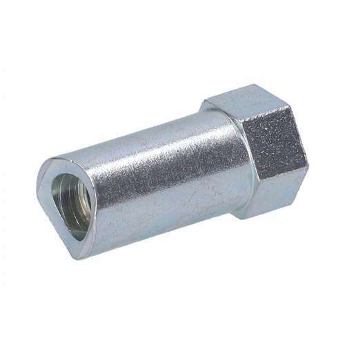 brake cable adjuster nut OEM M6x22 for Aprilia, Derbi, Gilera, Piaggio, Vespa PI-270310