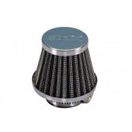 air filter Polini D.35 metal air box 35mm for PHVA, PHBN, PHBG, PHBD carburetor 203.006