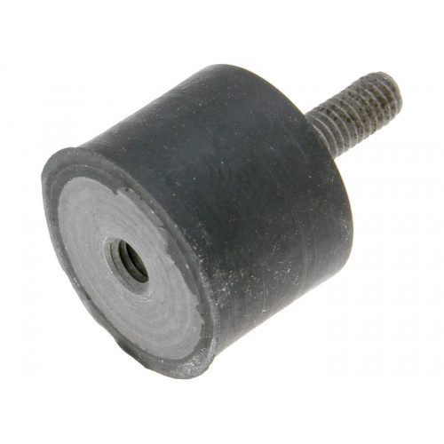 exhaust rubber mounting / silent block rubber bearing Polini 25x20mm M6x18mm 214.0102
