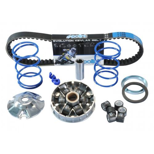 variator kit Polini Hi-Speed ??for Piaggio long 241.672.2