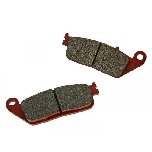 brake pads organic for Honda Silver Wing VC24181