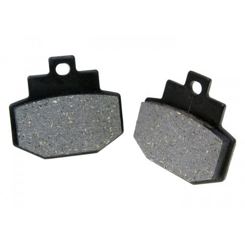 brake pads organic for Benelli, Gilera, Piaggio VC33888