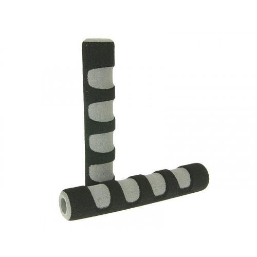 brake lever sponge grips gray 11269