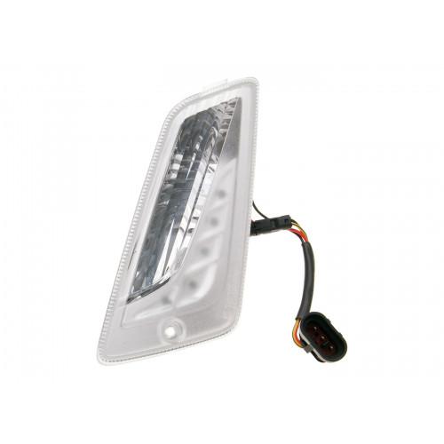 indicator front left OEM for Vespa GT, GTS, GTV PI-1D000476