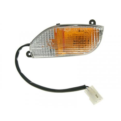 indicator light assy front left for Aprilia Scarabeo Di-Tech, 50, 100 VC20157