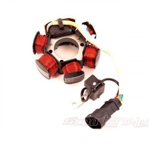 Stators OEM for Aprilia, Gilera, Piaggio 50cc 2t